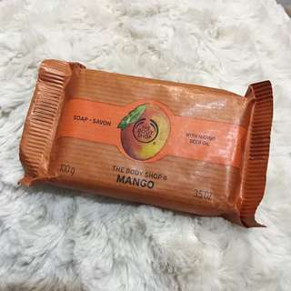 Body Shop Mango Soap