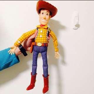 丨迪士尼 玩具總動員胡迪丨