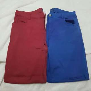 2 For PHP 249 Biaggini Overrun Pants