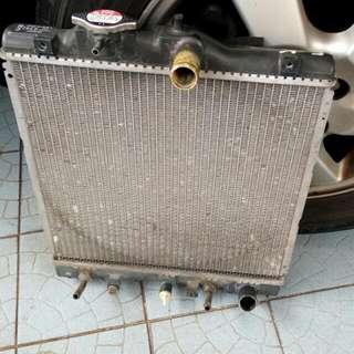 Honda EK Double Layer Radiator