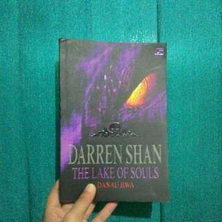 The Lake Of Souls By Darren Shan (Bahasa)