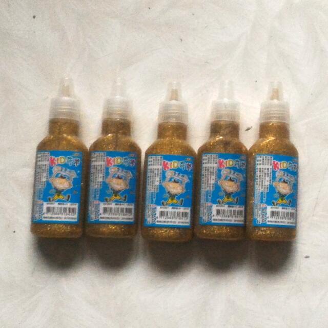 ✂️金蔥膠 5瓶一起賣$50