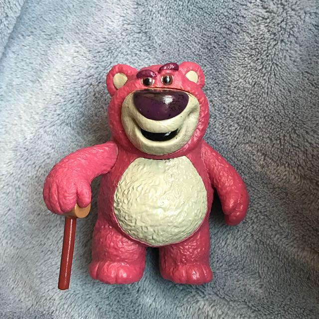玩具總動員 熊抱哥公仔 二手