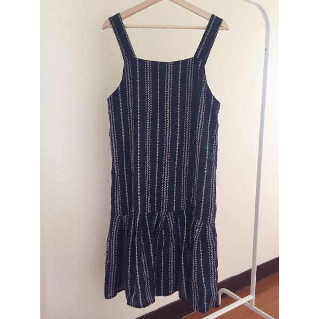 ✨二手衣物✨ 波西米亞 吊帶裙 魚尾裙