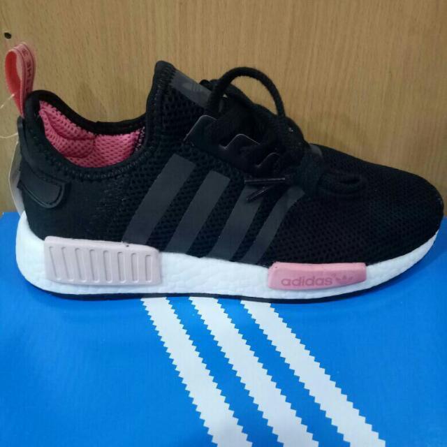 wholesale dealer 07cd9 87898 Adidas NMD Copy Ori 1:1 , Core Black Peach Pink