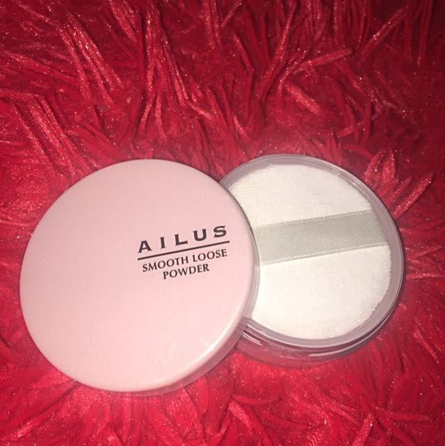 Ailus Smooth Loose Powder