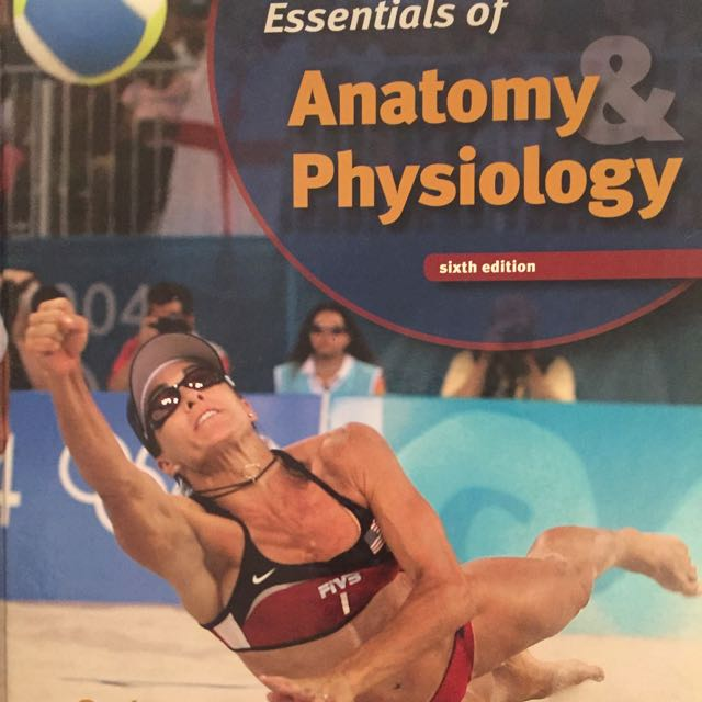 Anatomy & Physiology, Seeley, Stephens & Tate 6thE