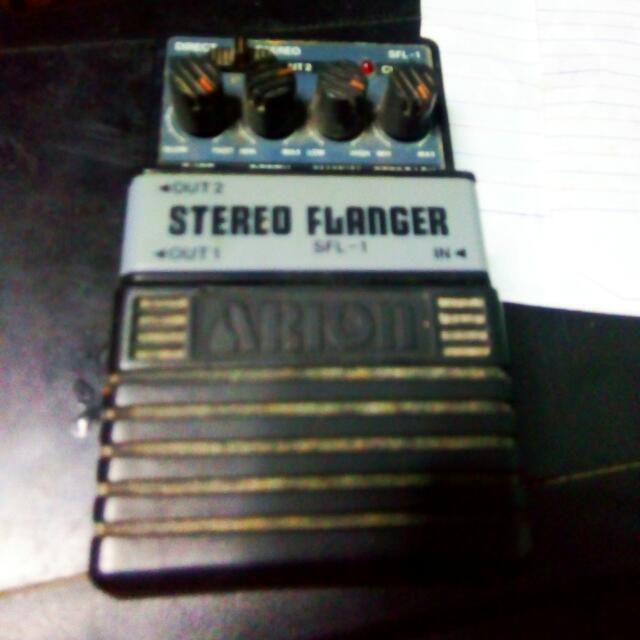 Arion Stereo Flanger