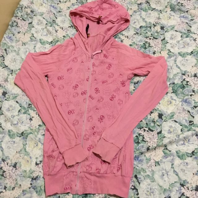 Authentic Bum Girl Pink Jacket