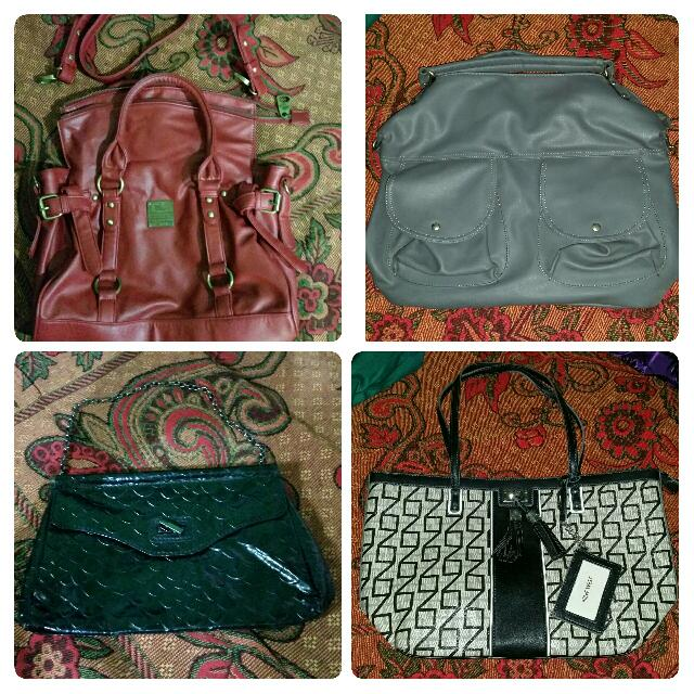 Bags for all occasion