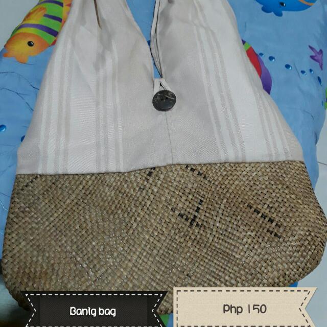 Banig Bag