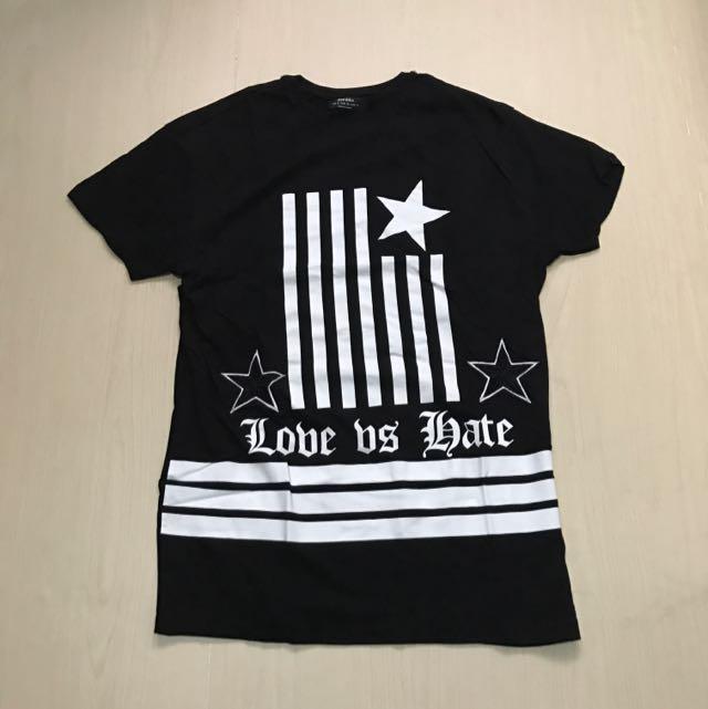 Bershka love or hate black