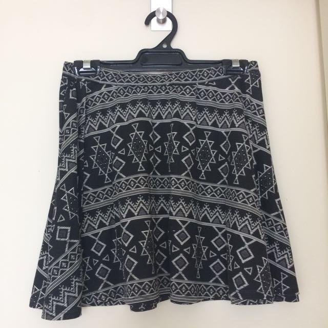 Billabong Skirt Size 12