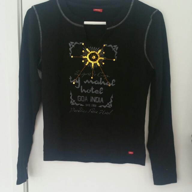 Black Esprit Shirt
