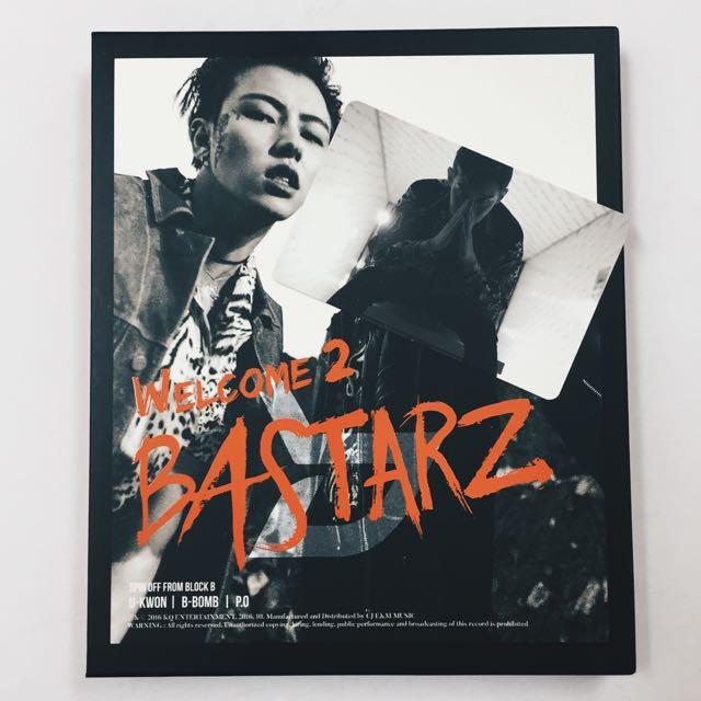 Block B Bastarz Album