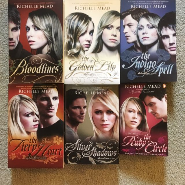 Bloodlines Series