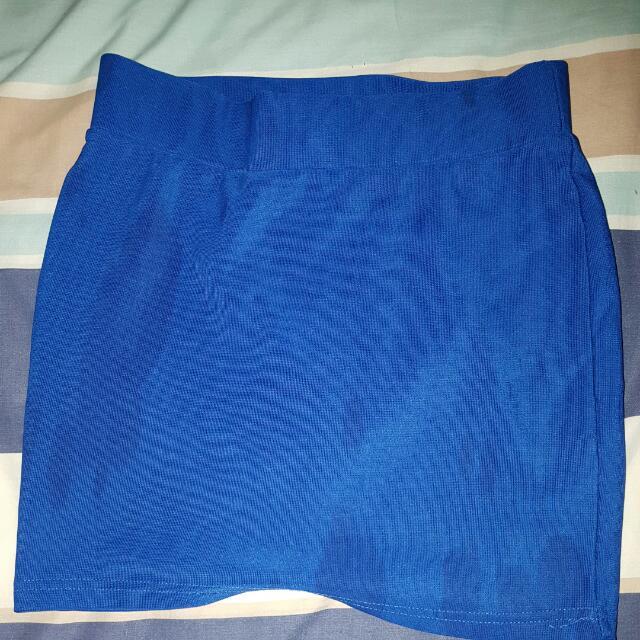 Blue Skirt. ☄