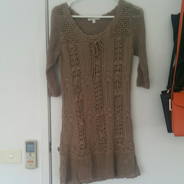 Brand New Never Worn Knit Dress
