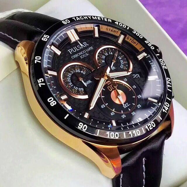 Brand New Pulsar World Rally PX7006X Chronograph Watch By Seiko (NEGOTIABLE)