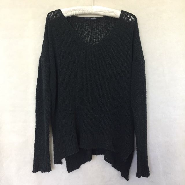 Brandy Melville Black Jumper, One Size