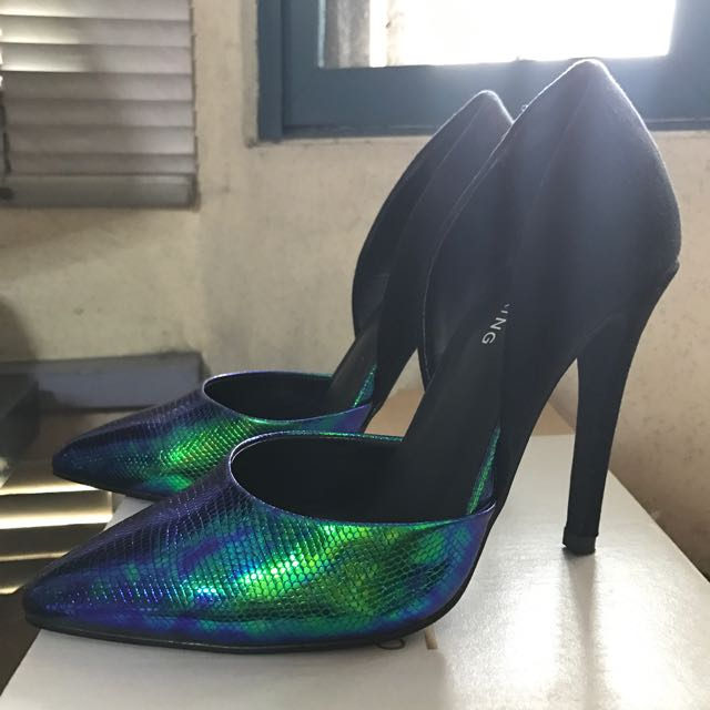 Call It Spring Holographic Pumps