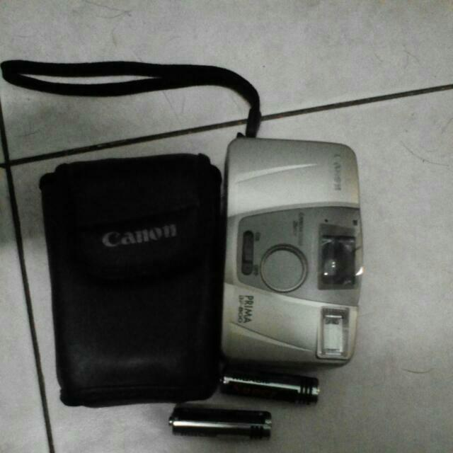 Canon Camera (Film)