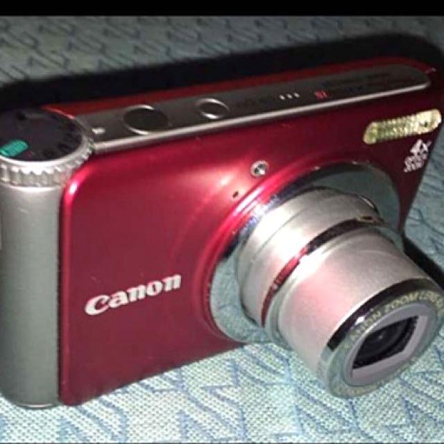 Canon Digital Camera