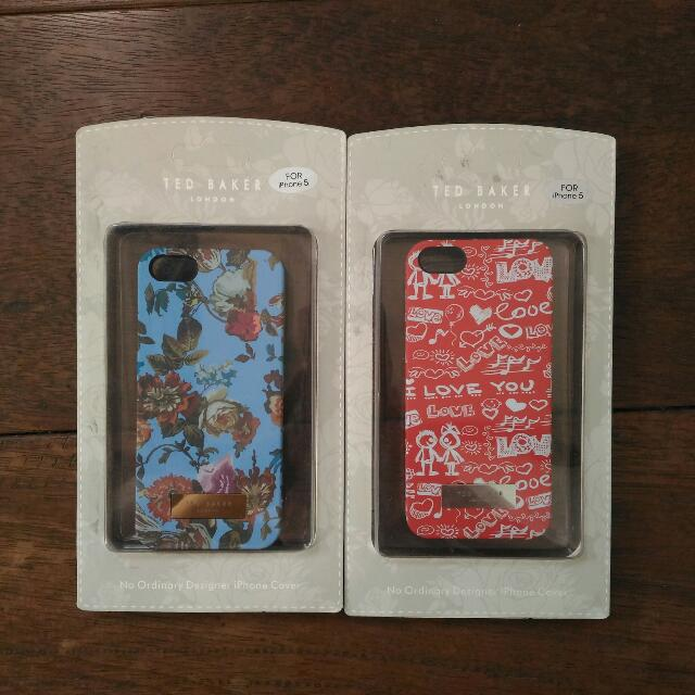 Casing Iphone 5 Ted Baker Murahh!!