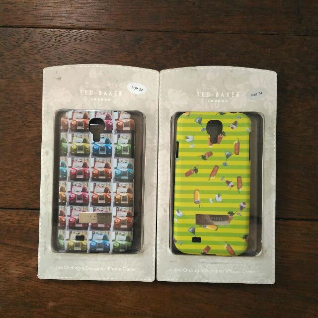 Casing Samsung S4 Ted Baker Murah!!