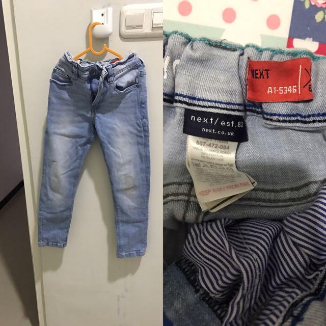 Celana Jeans Next Kids