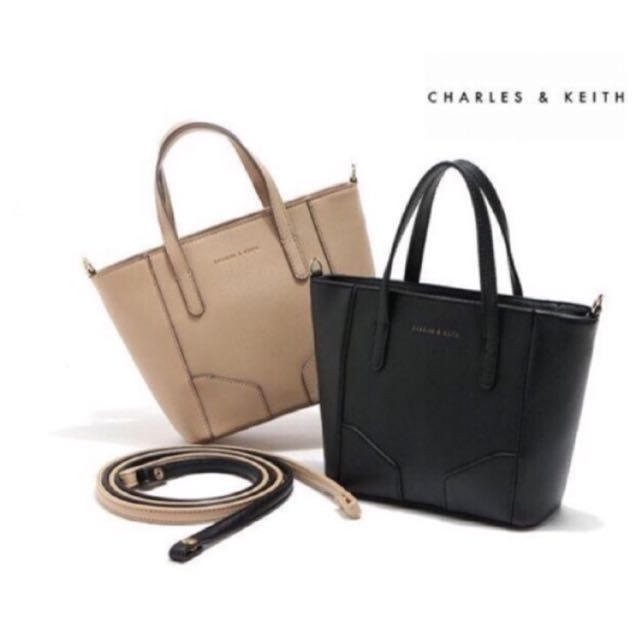 Charles and Keith Original and Brandnew Bag