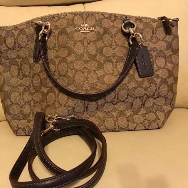 COACH New York Hand Bag