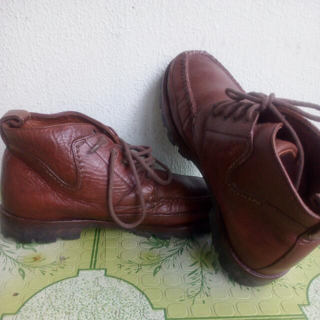 Cole_Haan Original From Italy (Leather Shoes)