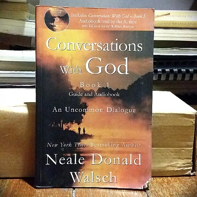 conversations with god guidebook by neale donald walsch books rh ph carousell com Prayer Conversations with God People Conversation