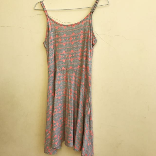 Cotton On Tribal Print Dress- Size M