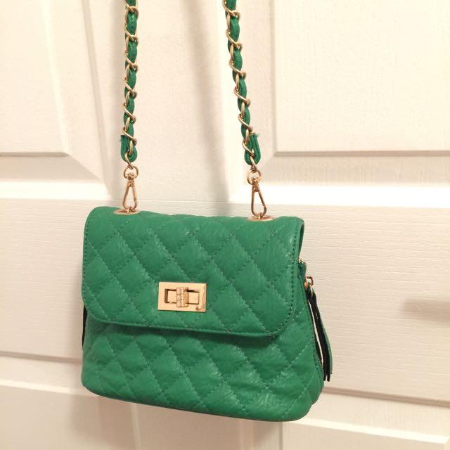 Cross Shoulder Bag (new)