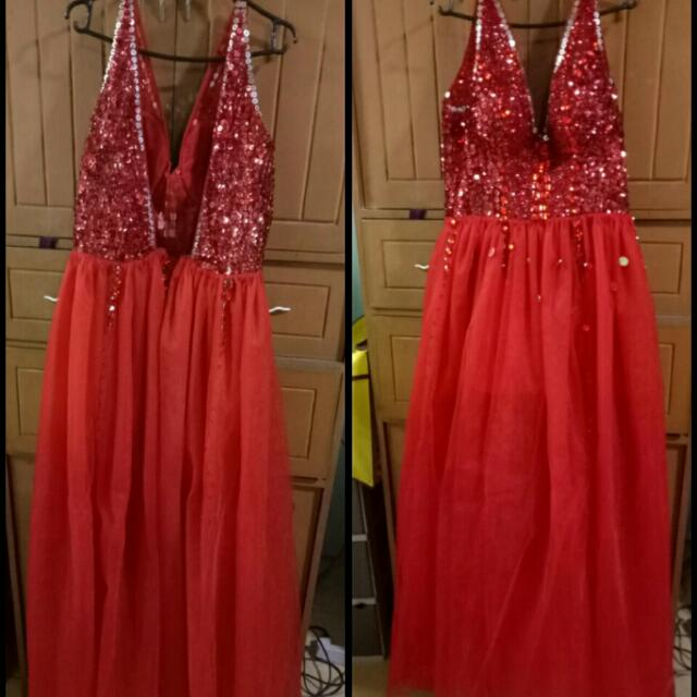 Customized Gown For Sale Or Rent