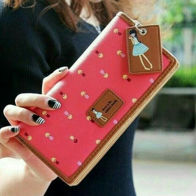 Dolly Floral Wallet