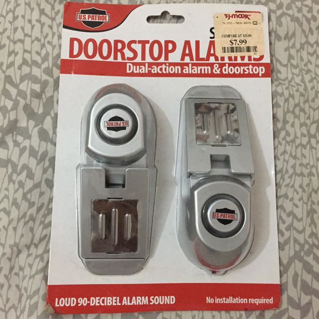 doorstop alarm
