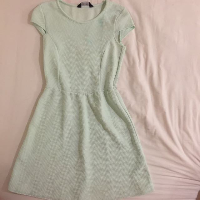 Dorothy Perkins Mint Dress