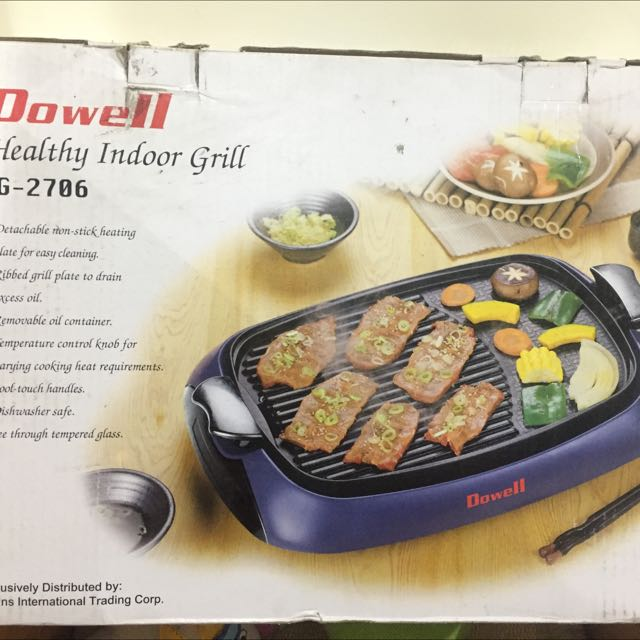 Dowell Indoor Grill