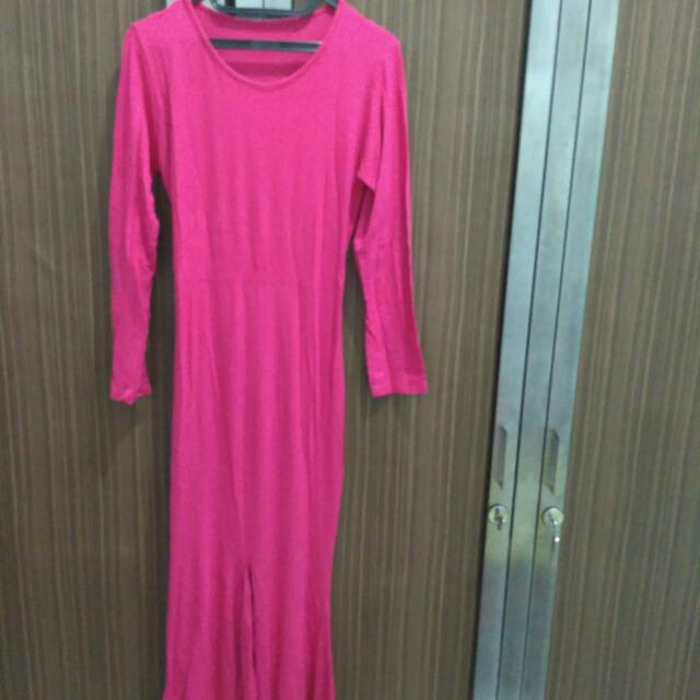 Dress Muslimah Mermaid