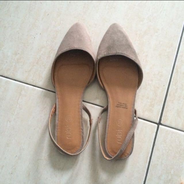 Flat Shoes Rubi (sudah Termasuk Ongkir)