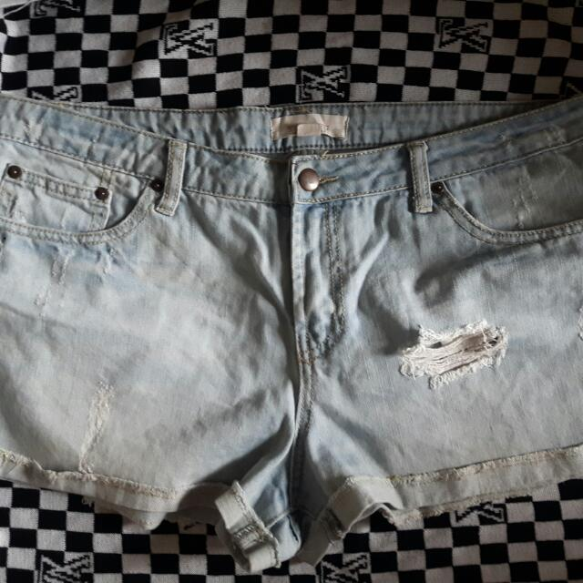 Forever21 Maong Sexy Shorts