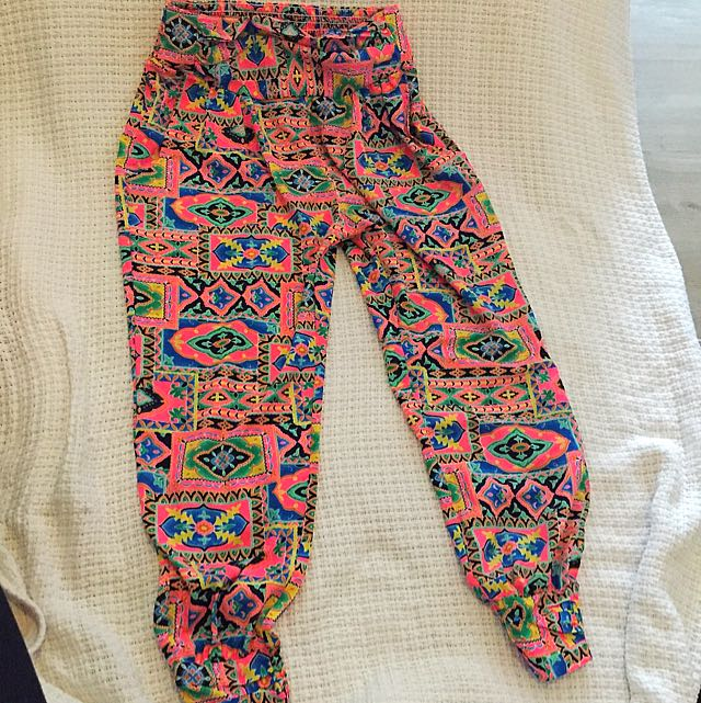 Funky 90s Style Pant