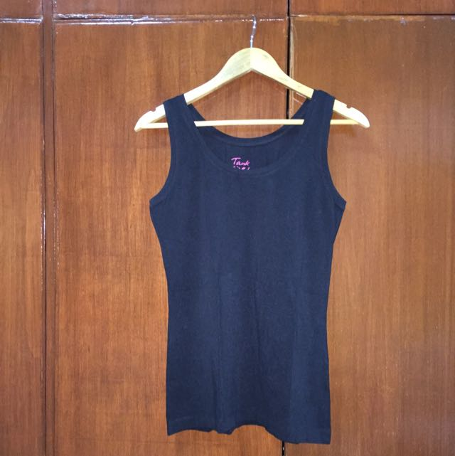 Giordano Tank Top Black