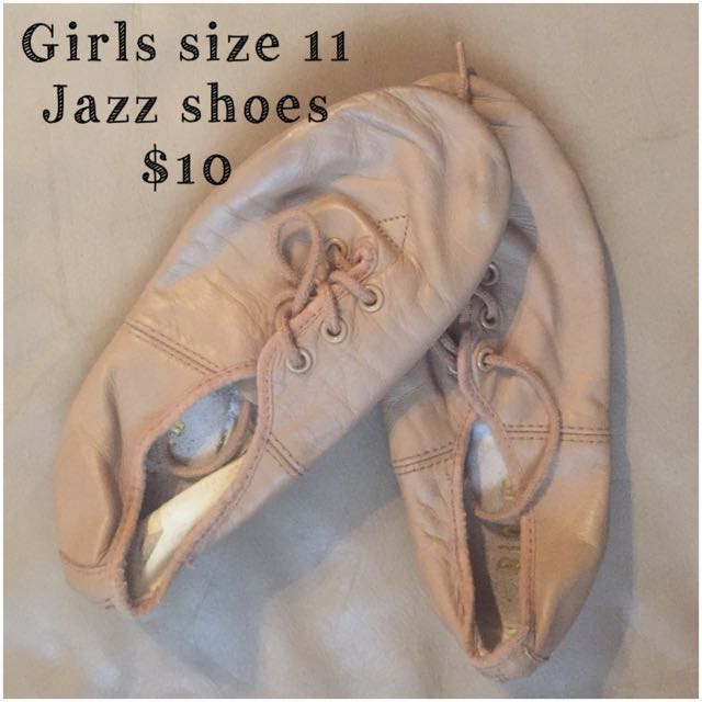 Girls Jazz Shoes
