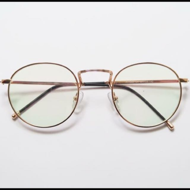 Glasses // Athena (Rose Gold)