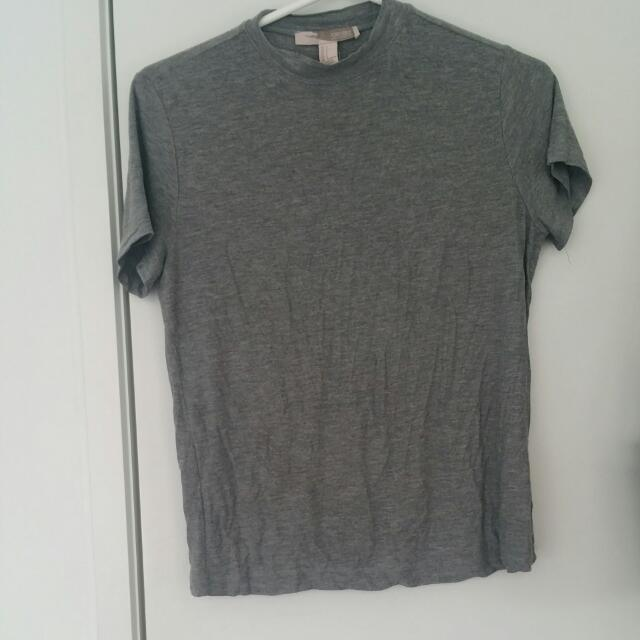 Grey Shirt From Forever21