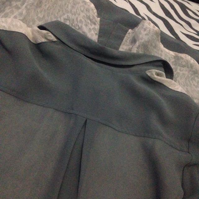 Grey. Transparan. Brand (X).S.M.L.